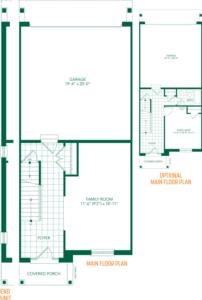 The Amore Floorplan 1