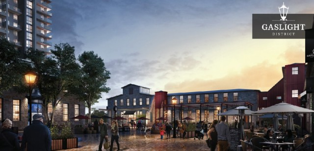 The Gaslight District in Cambridge by HIP Developments