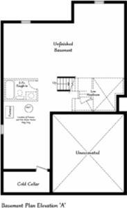 The Windermere 5 Floorplan 3
