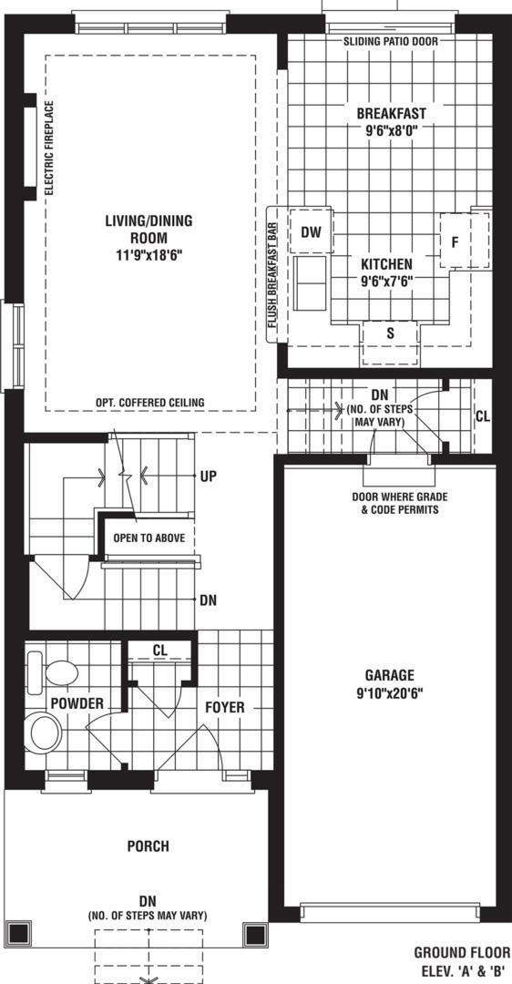 Oakmeadow Floorplan 1