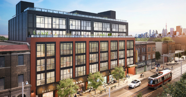 The Logan Residences is coming soon to Leslieville! Image