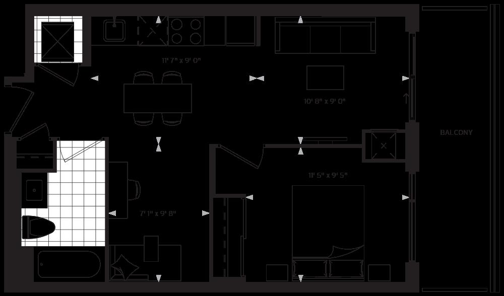 C3 | 05-06 Floorplan 1
