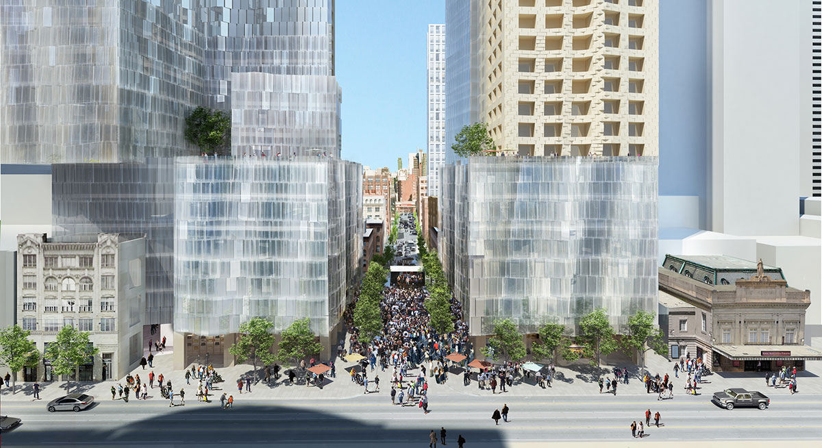 Great Gulf to complete the vision for Mirvish+Gehry Toronto Image