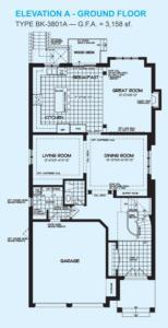 Bellflower A Floorplan 1