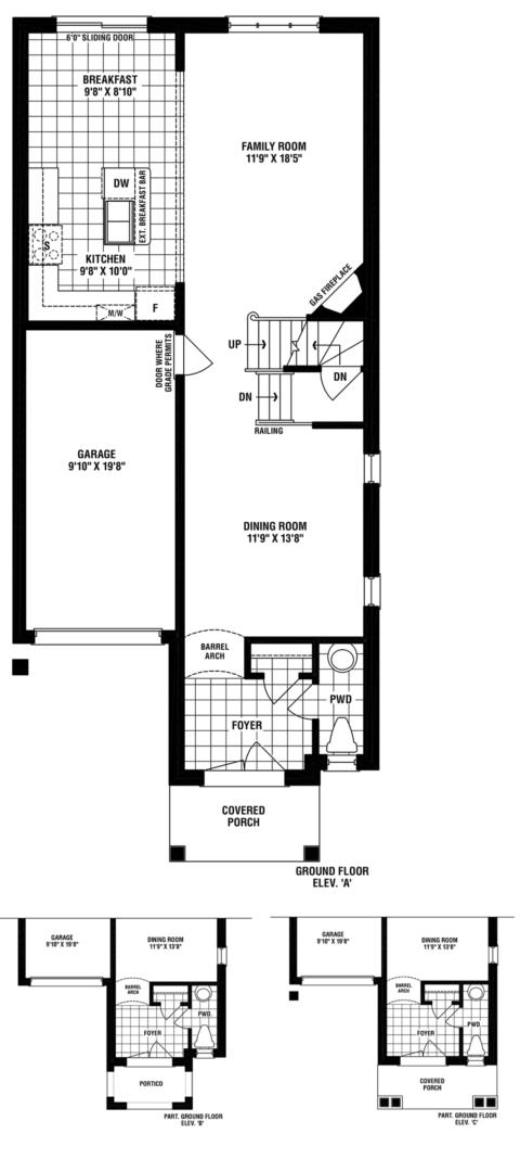 Glenbrook Lot 238 Floorplan 1