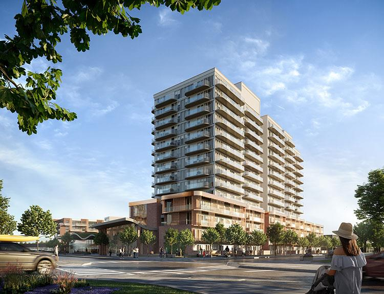 Brightwater sets out to transform Port Credit's waterfront Image